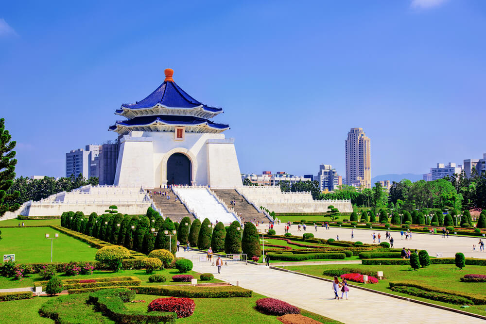 National Chiang Kai-shek Memorial Hall - one of the most important places to visit in Taipei