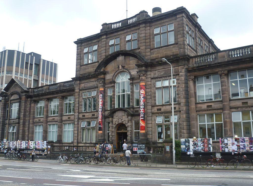 Summer Hall, Edinburgh