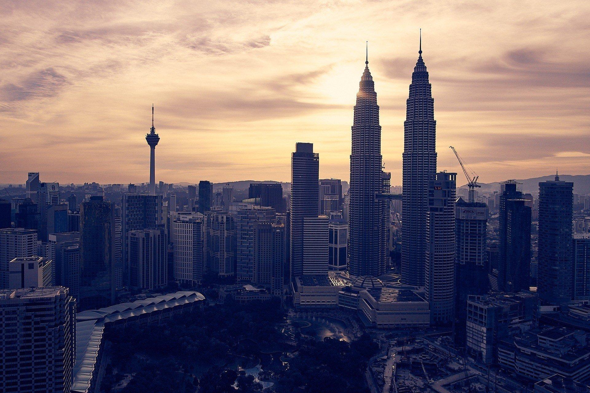 Sunset Drinks, Kuala Lumpur
