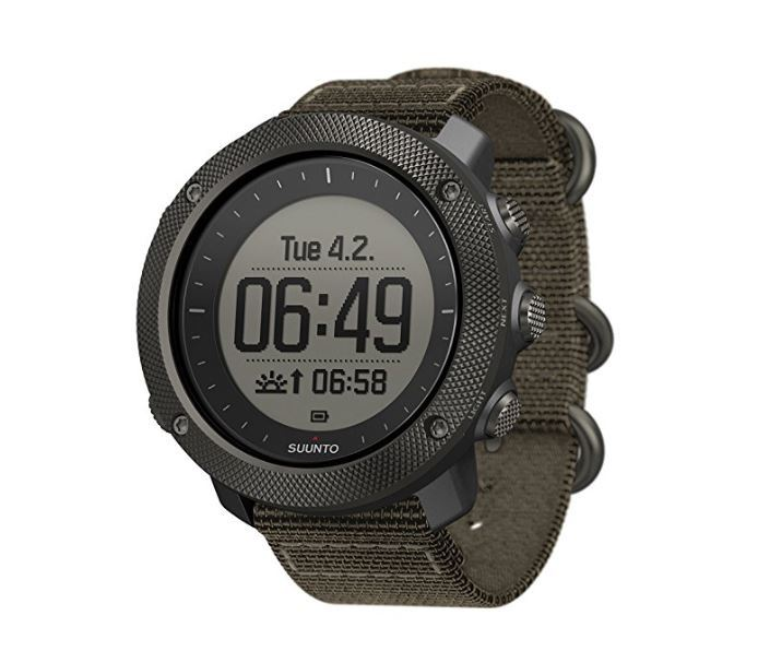 Suunto Traverse Alpha GPS Outdoor Watch