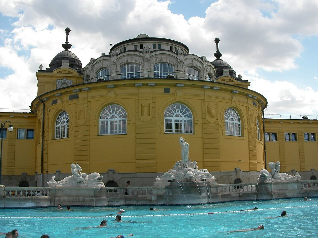 Szechenyi Thermal Baths