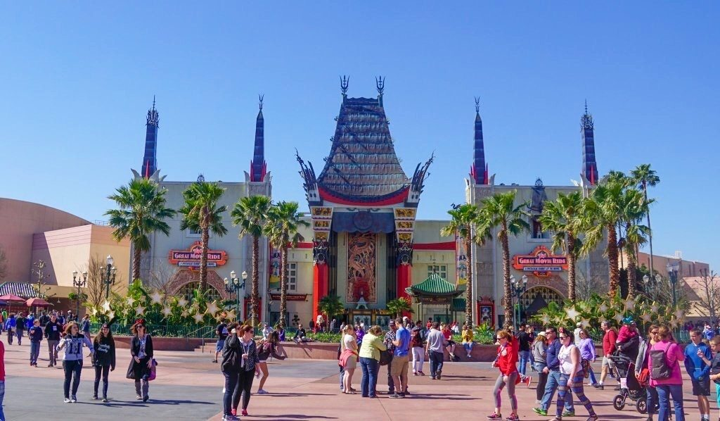 TCL Chinese Theater, Los Angels