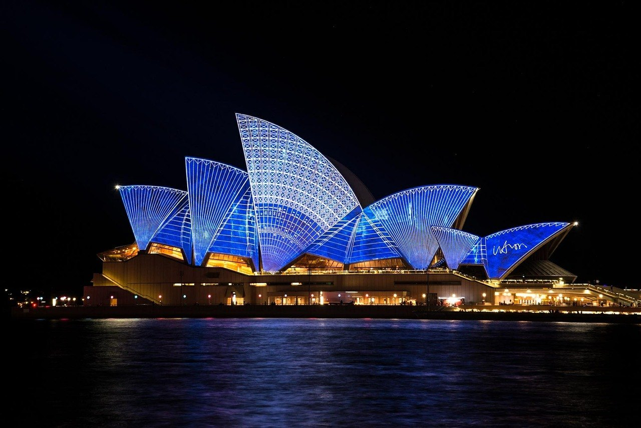 Take a Tour of the Sydney Opera House