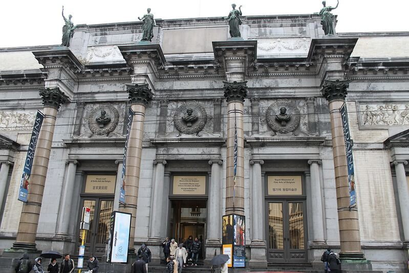 The Belgian Royal Museum of Fine Arts