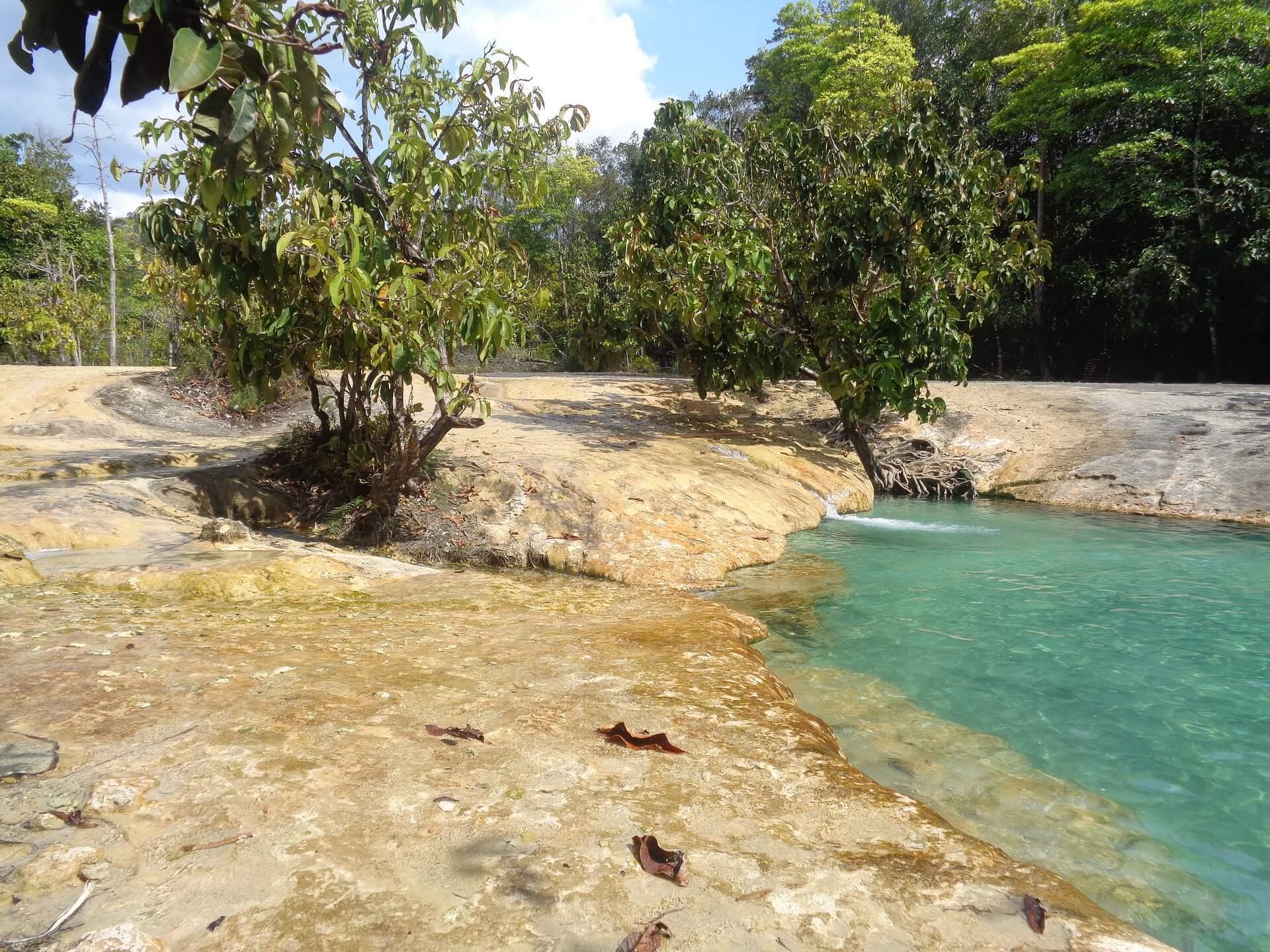 The Emerald Pool, Krabi