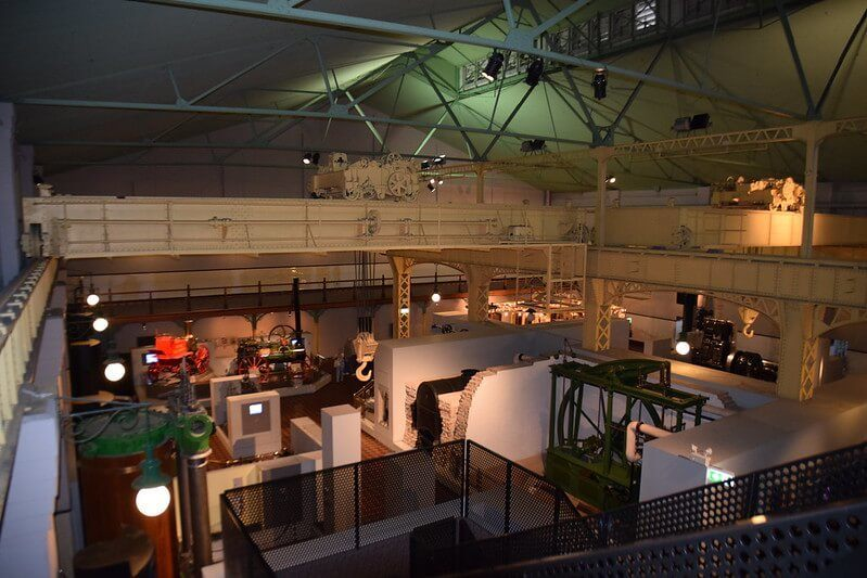 The Powerhouse Museum in Sydney