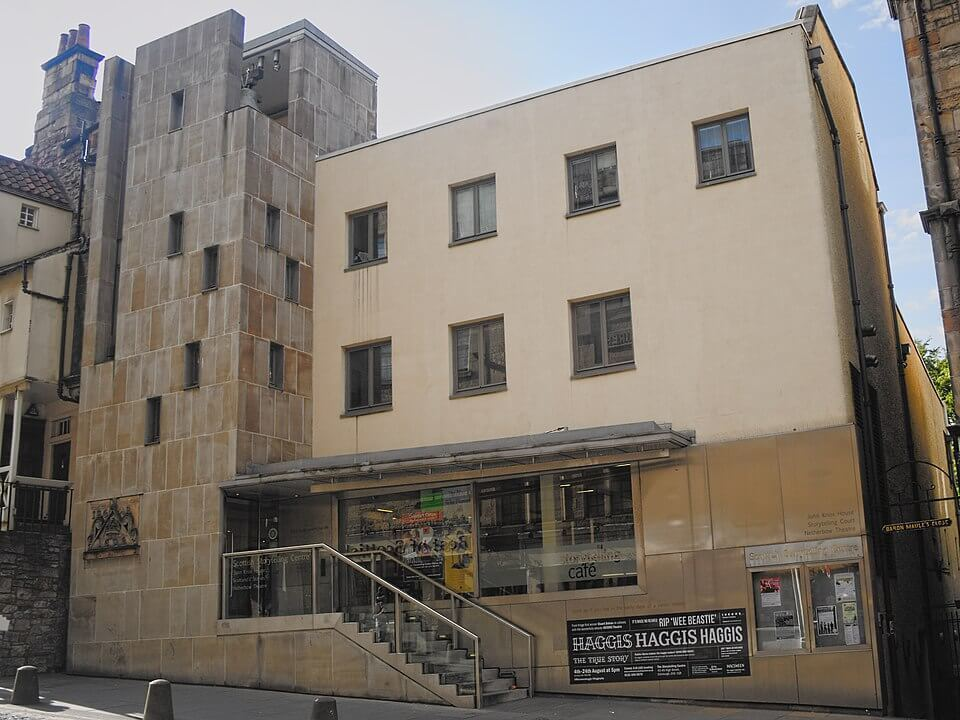 The Scottish Storytelling Center