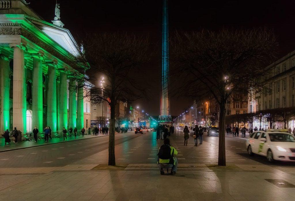 The Spire of Dublin, Dublin