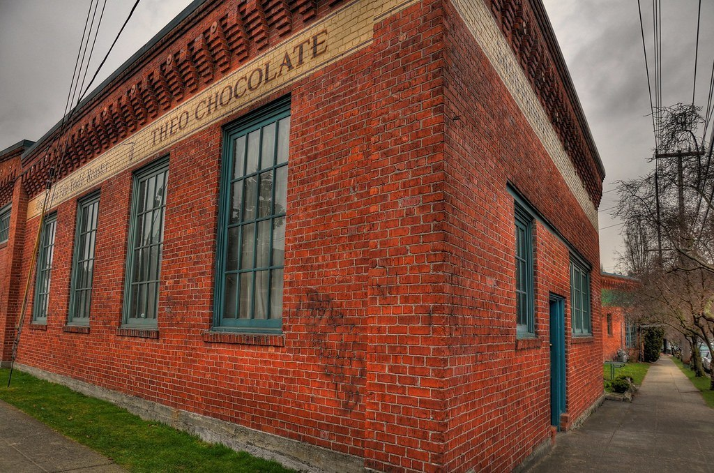 Theo Chocolate Factory