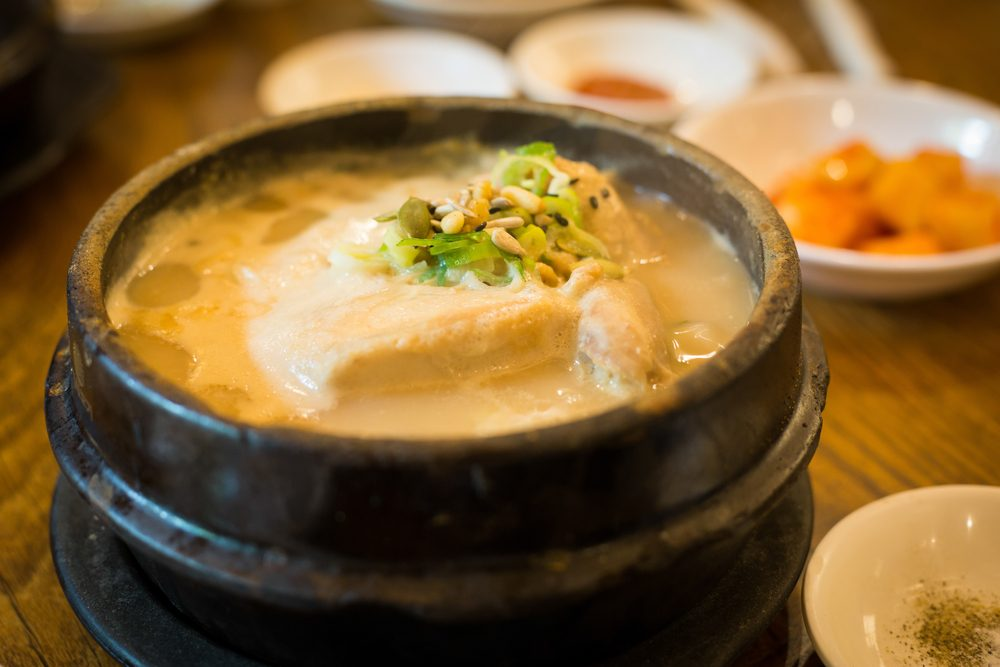 Tosokchon - What to eat in Seoul