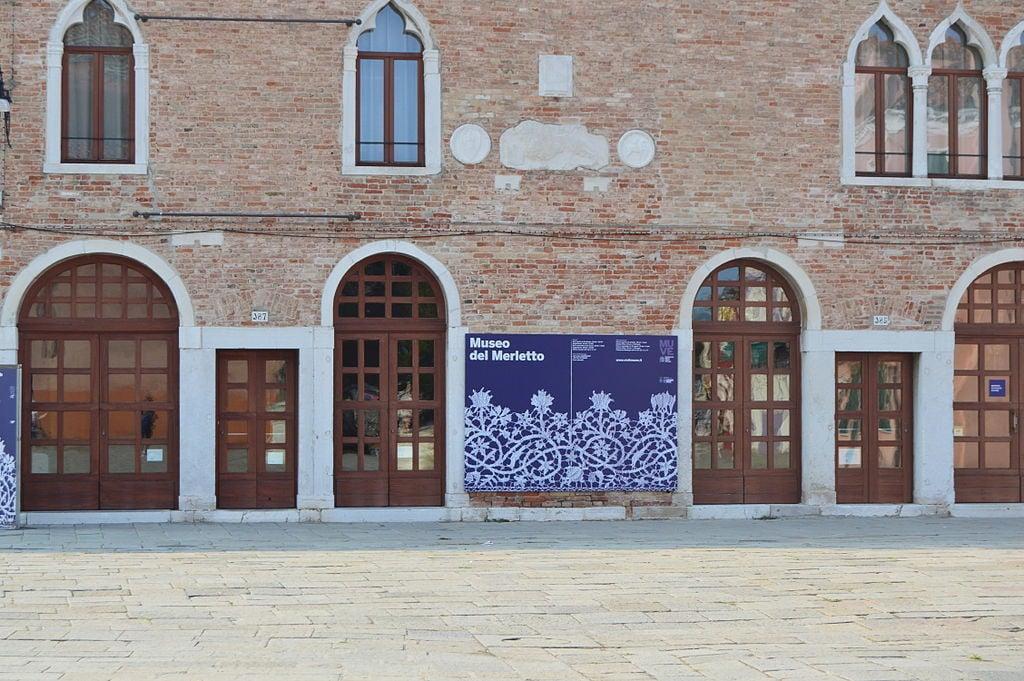 Tour the Museo del Merletto Venice