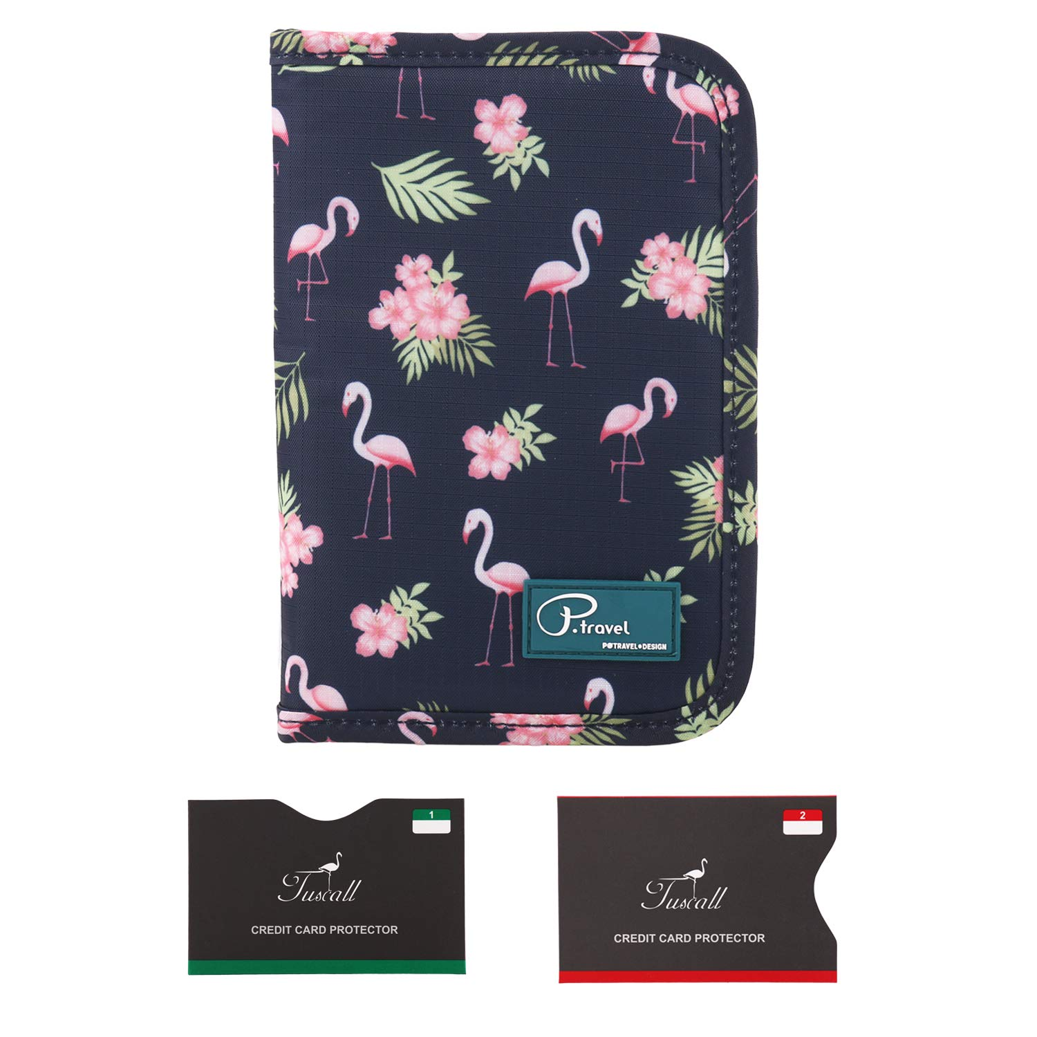 Tuscall Travel Wallet