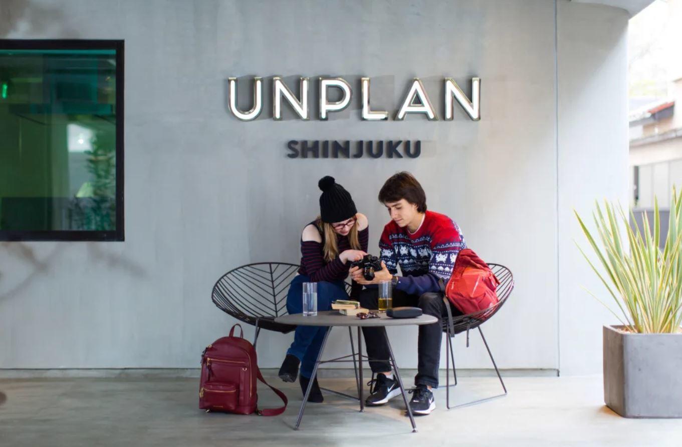 Best Hostel in Tokyo, Japan - UNPLAN Shinjuku