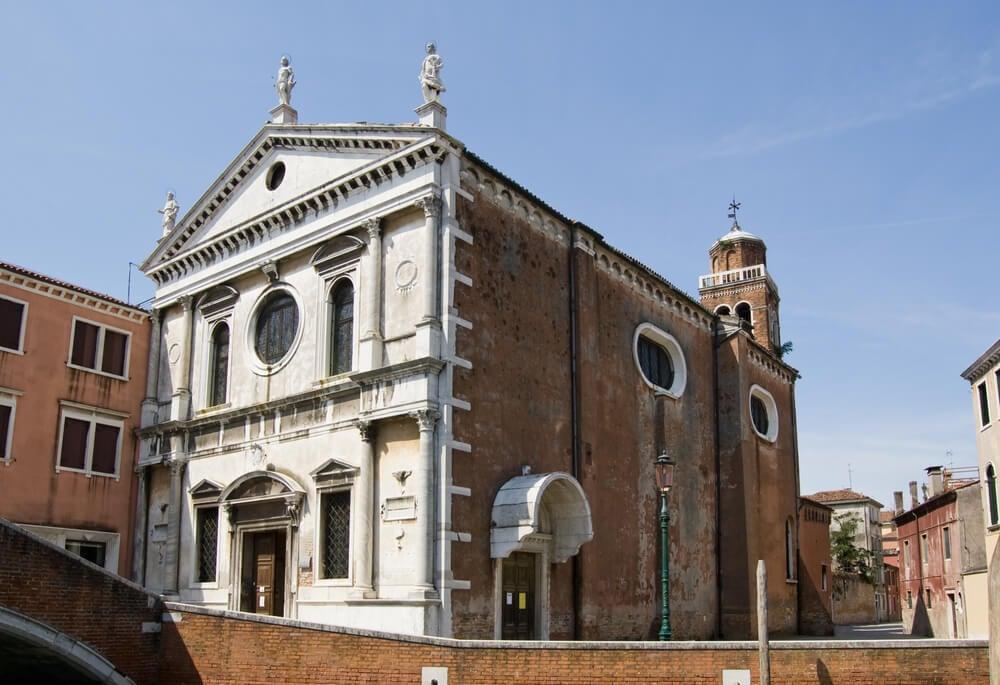 Visit San Sebastiano Venice