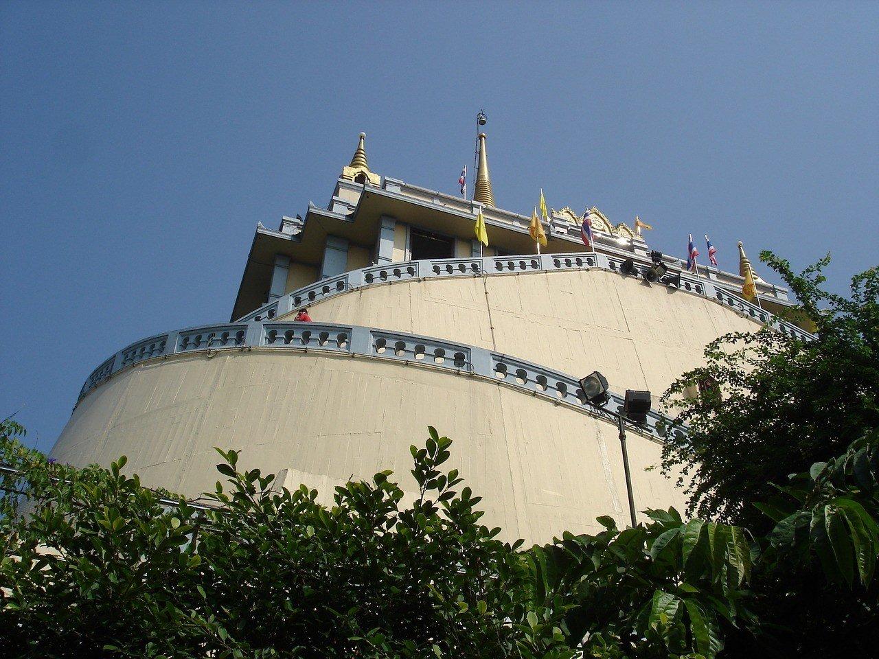 bangkok - The Golden Mount