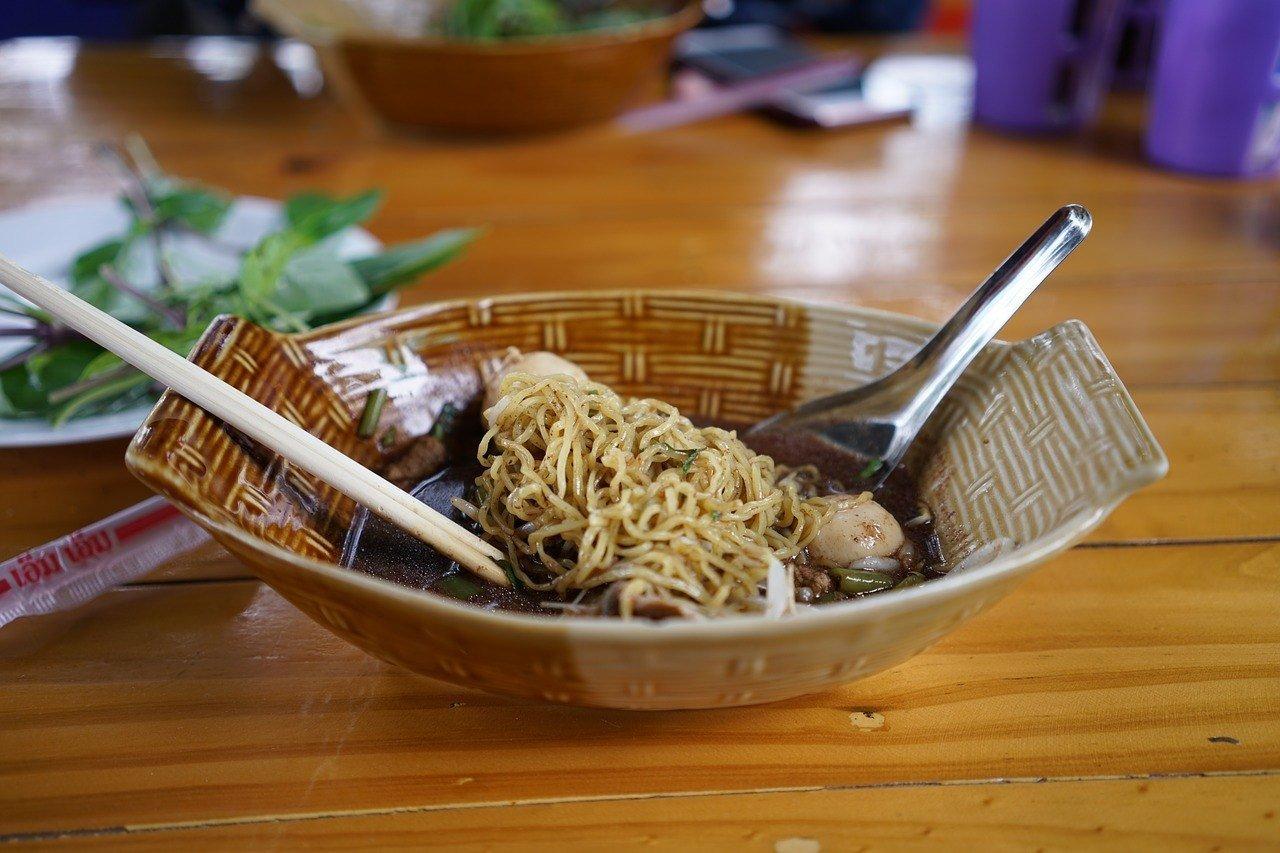 bangkok - food