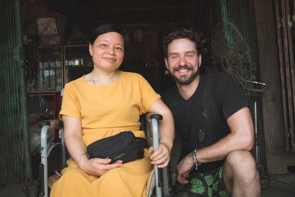 volunteering in vietnam with worldpackers