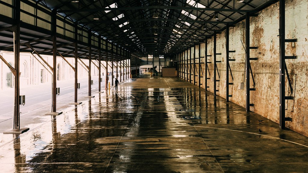 Carriageworks interior - A cool place to visit in Sydney