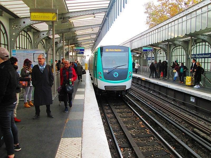 Is public transportation in Paris safe?