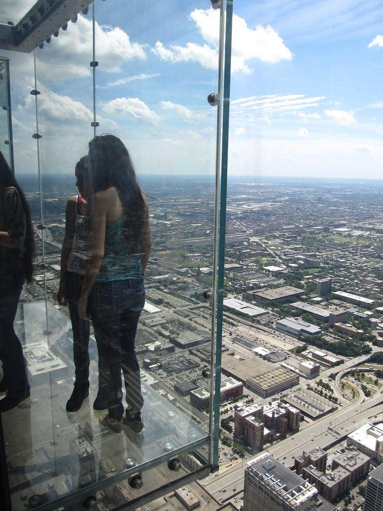 Willis Tower Skydeck Chicago