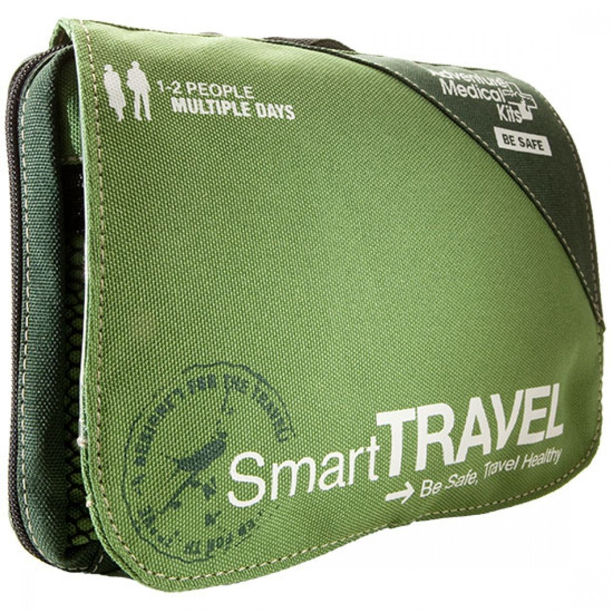 packable travel medical kit