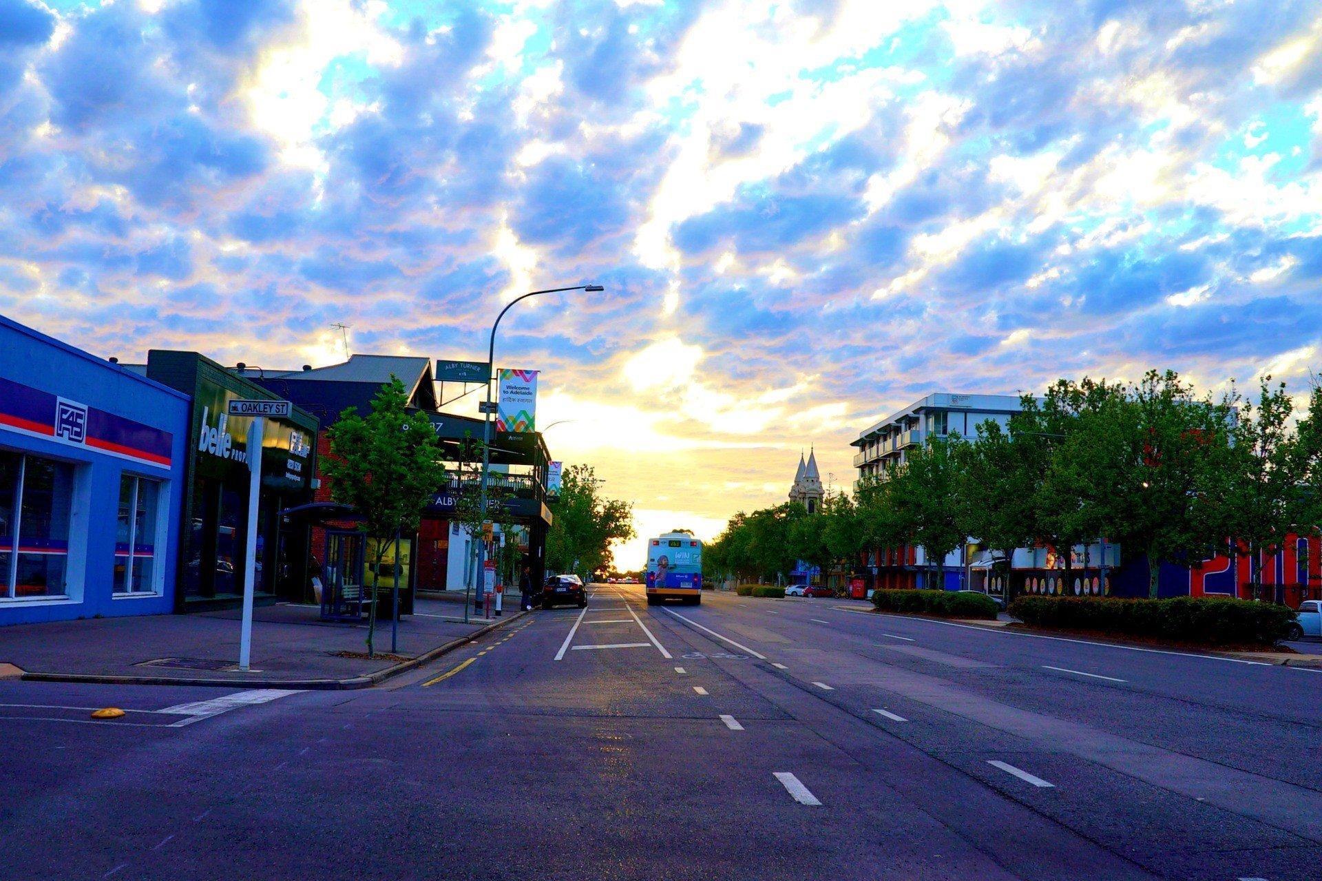 Adelaide CBD, Adelaide