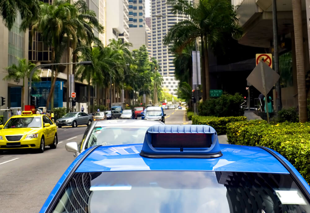 Are taxis safe in Singapore