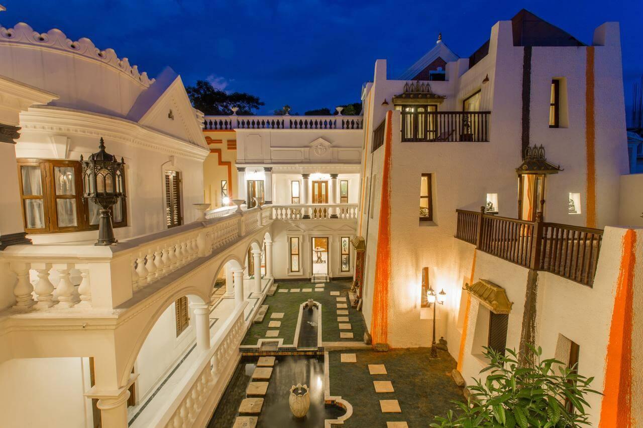 best luxury hotel in kathmandu