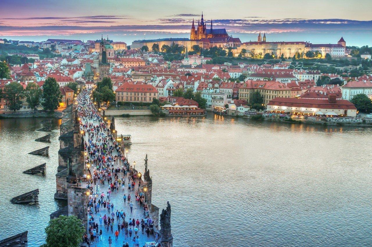 when to visit Prague