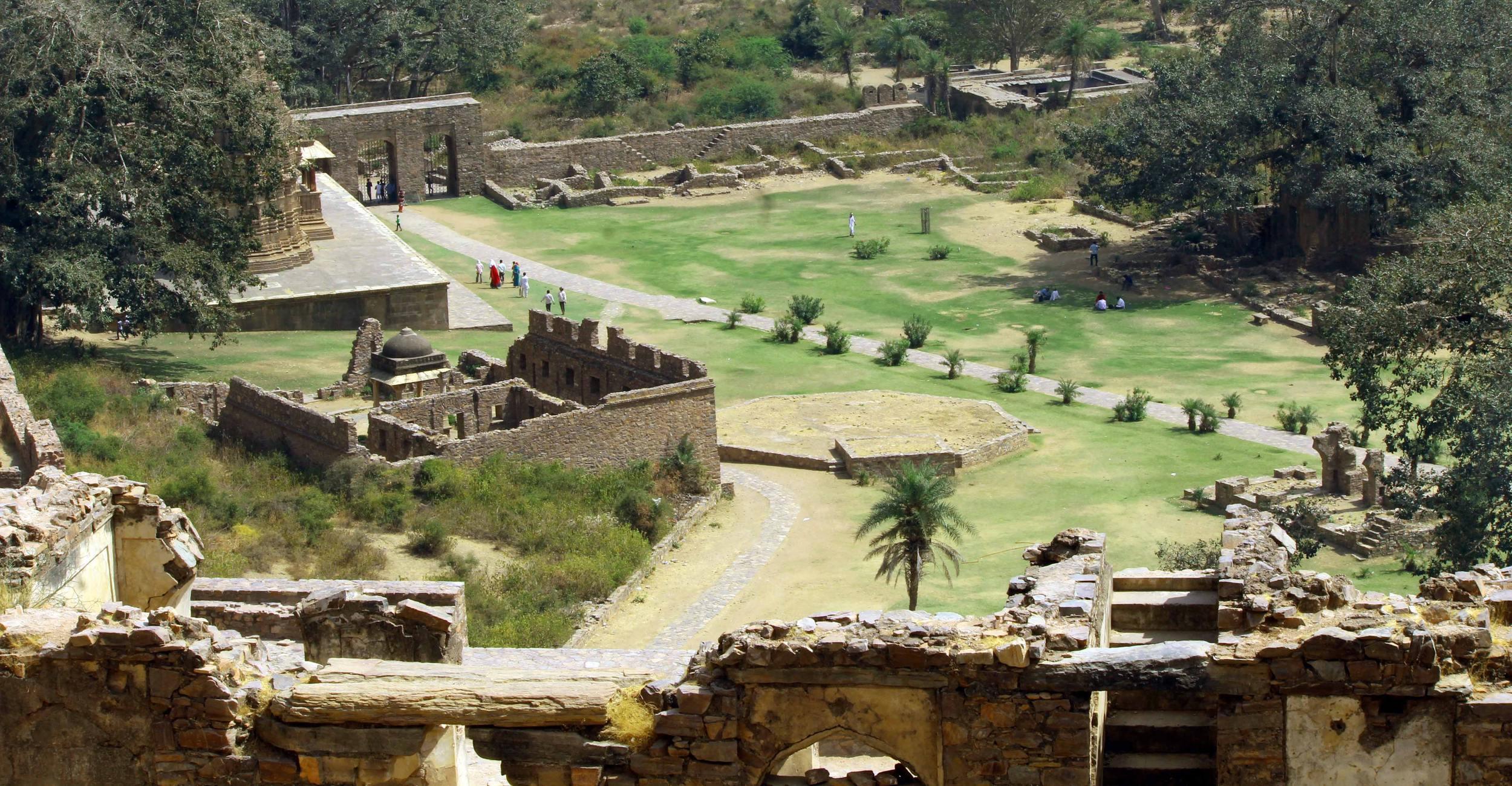 Bhangarh Fort jaipur