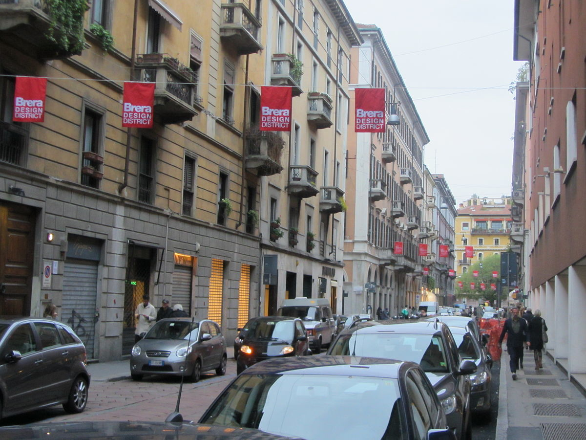 Brera District
