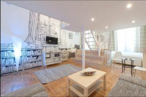 Centrally located apartment for 2 or 4, Budapest