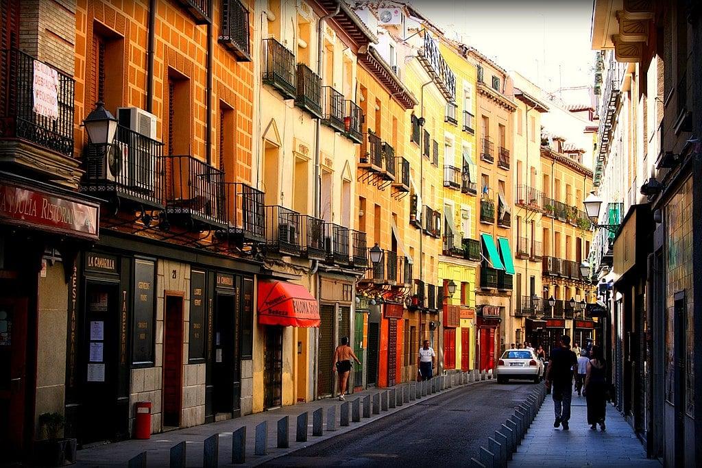Calle de Cava Baja, Madrid