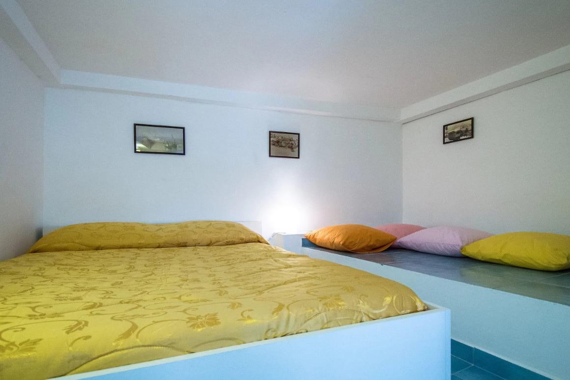 Central Capri apartment