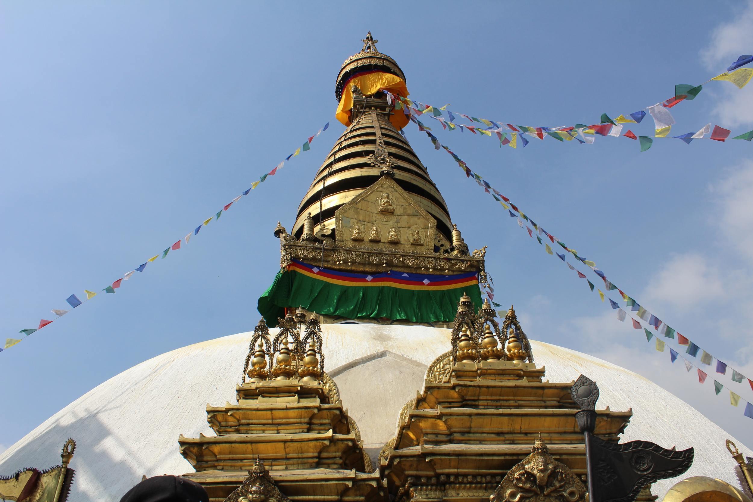 Chabahil Stupa