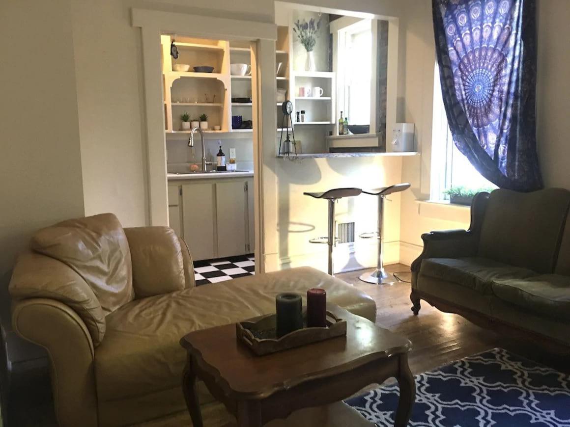 Charming 1BR Apartment