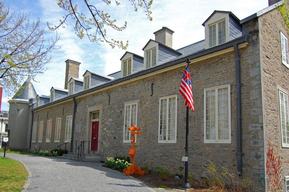 Chateau Ramezay, Montreal