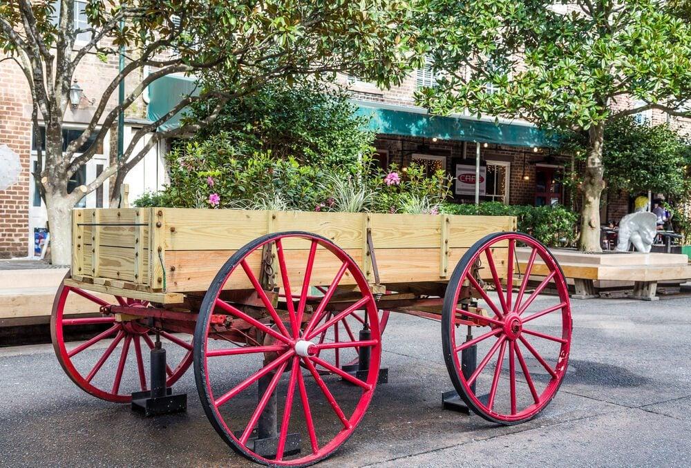City Market, Savannah