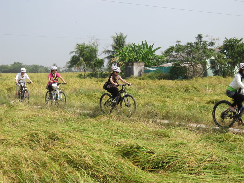 Countryside Half–Day Bike Tour