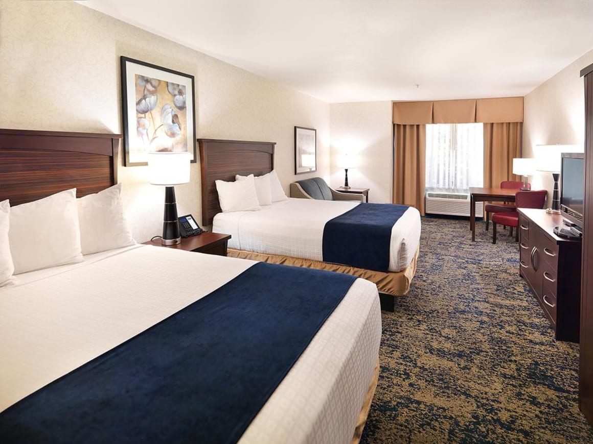 Crystal Inn Hotel and Suites Salt Lake City