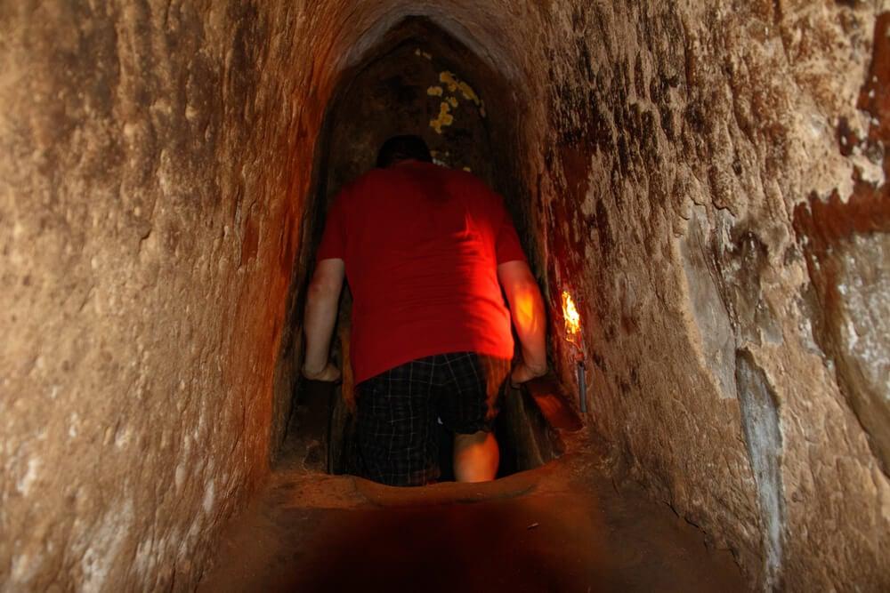 Cu Chi Tunnels, Ho Chi Minh