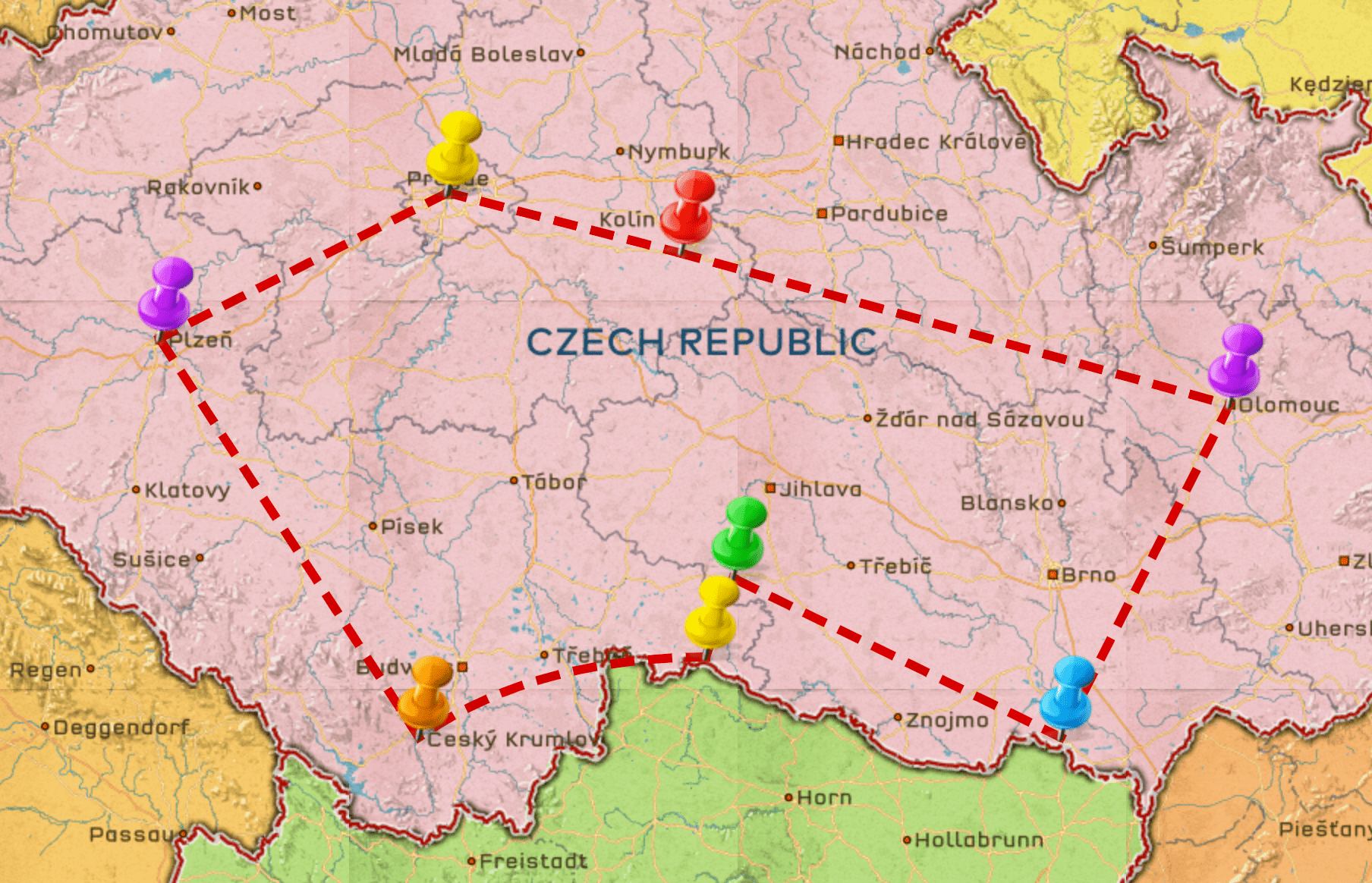 Czech Republic Itinerary #2