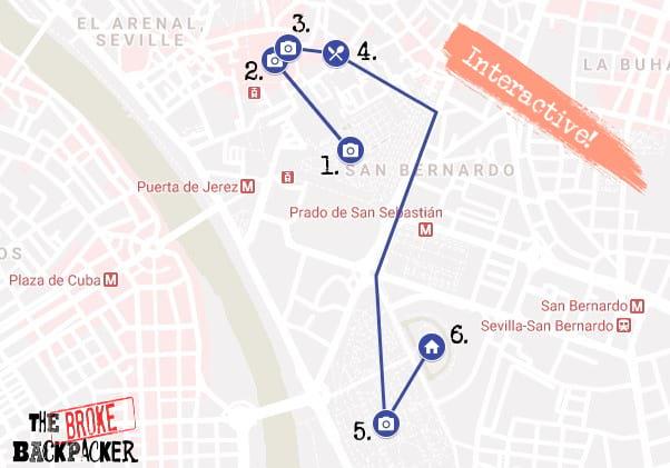 Day 1 Seville