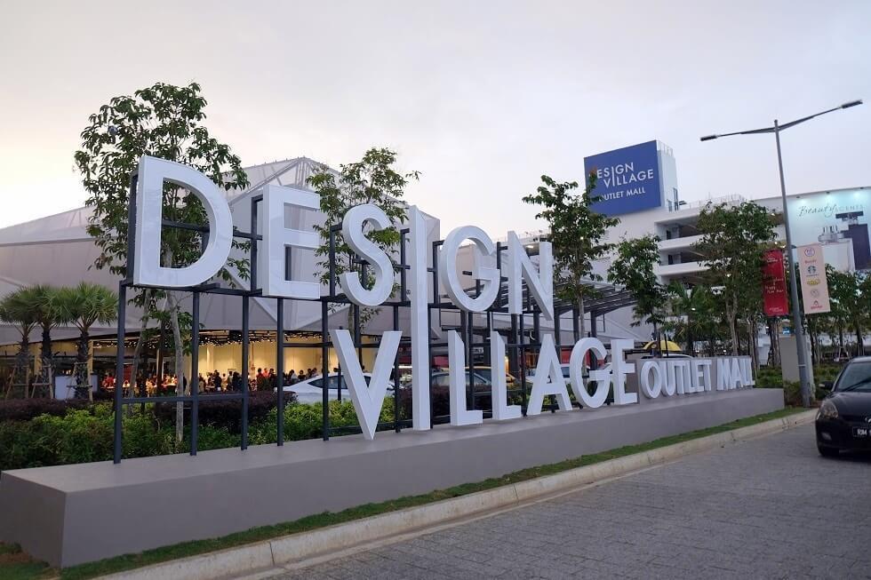 Design Village Penang