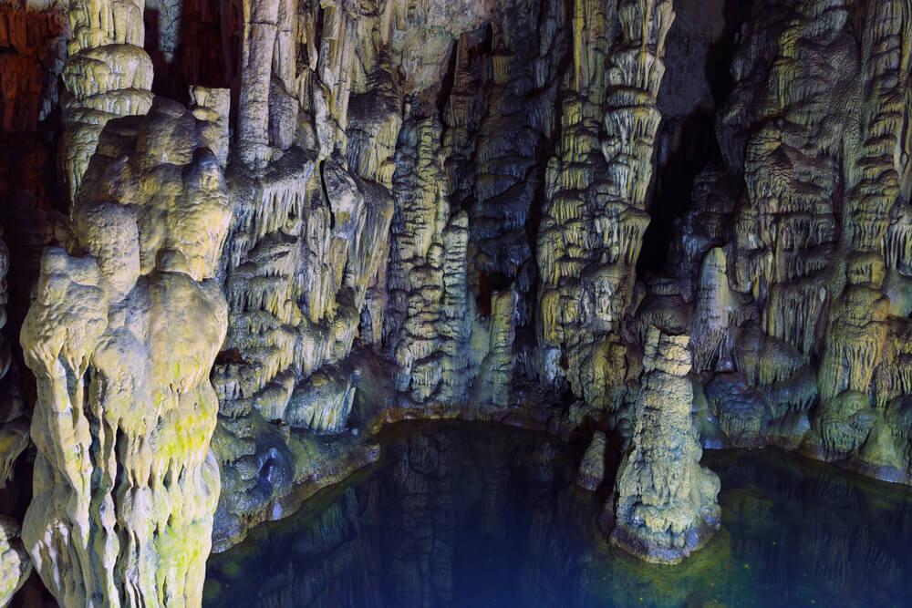 Diktean Cave