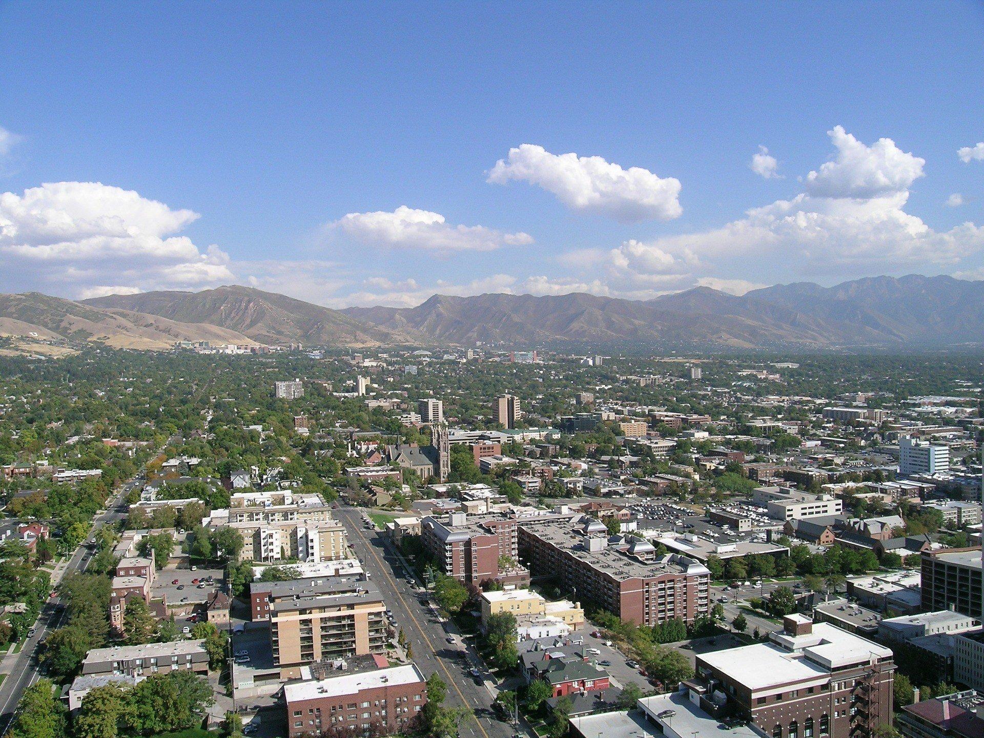 Downtown, Salt Lake City