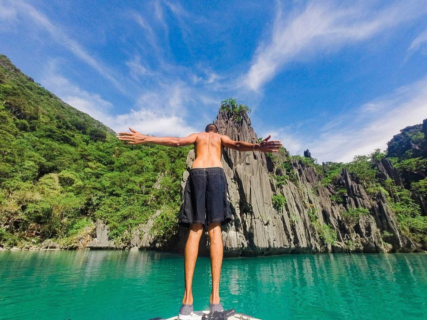 El Nido Hidden Beaches and Lagoons Boat Hopping Tour