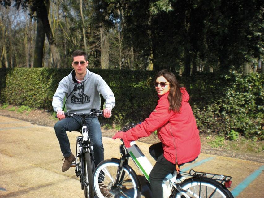 Electric Bike Tour Through the Florentine Hills