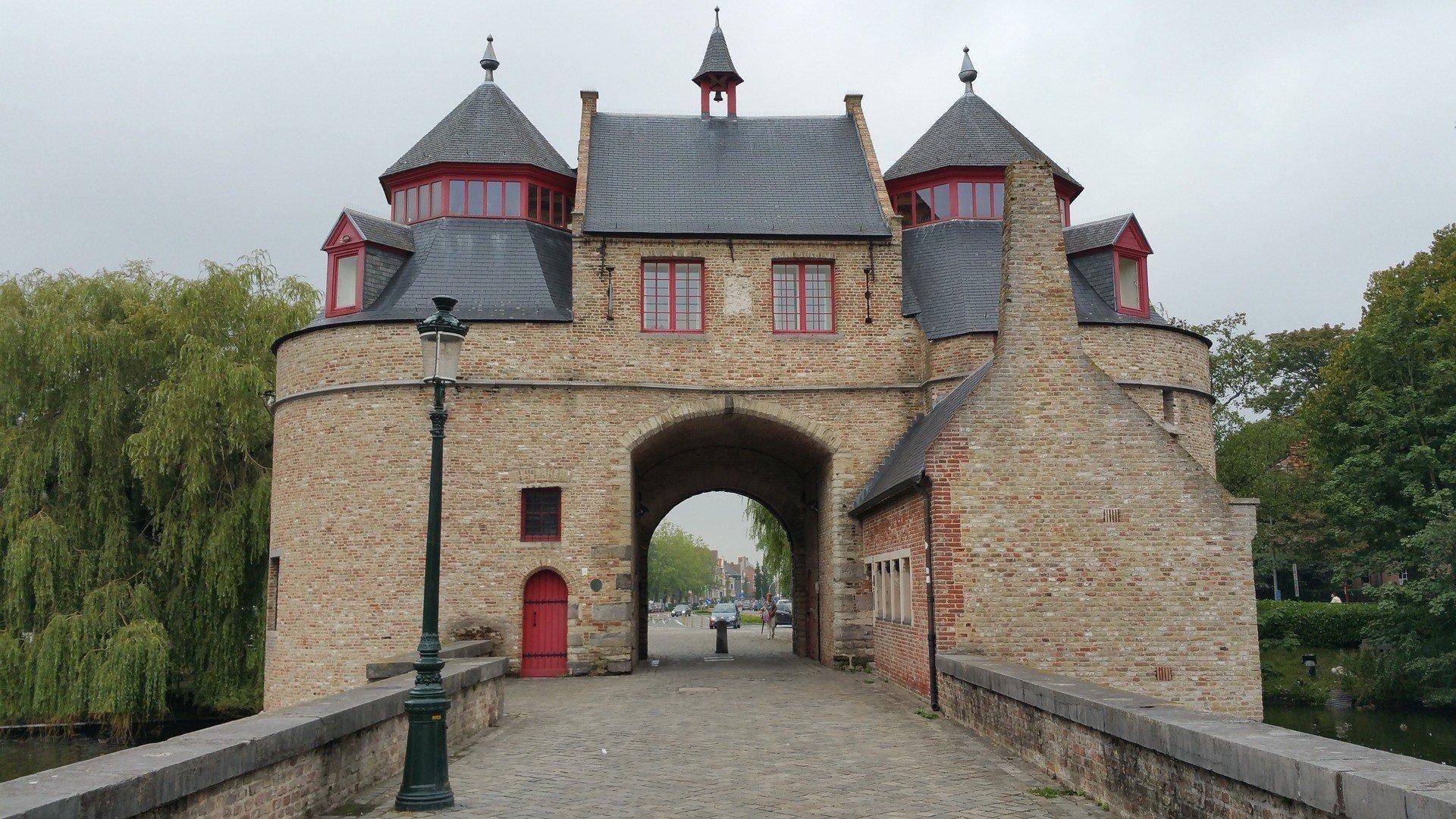 Ezelstraat Quarter, Bruges