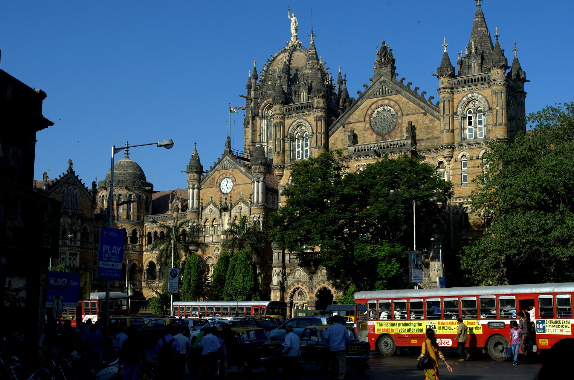 Fort/Kala Ghoda, Mumbai